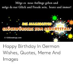 memes about happy birthday in german