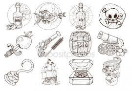 Buskruit Stockvectors Rechtenvrije Buskruit Illustraties