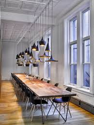 cool home office ideas mixed. Tom Dixon Pendants Fit In With The Cool Style Of Smart Office Home Ideas Mixed