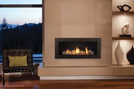 linear gas fireplace. Installation Examples Linear Gas Fireplace I