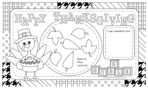 A great tool for teaching kids to set the table with a basic place setting that shows where to place the silverware, plate, cup. Thanksgiving Coloring Pages Thanksgiving Coloring Pages Thanksgiving Coloring Sheets Thanksgiving Placemats