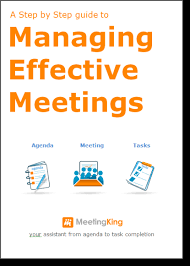 Business Meeting Agenda Format New Face To Face Or In Person Meeting Vs Remote Online Or Virtual Meeting