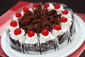 The Almighty Black Forest Cake Foodal