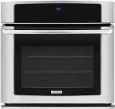 electrolux wall oven. electrolux wave-touch series ew30ew55gs - featured view wall oven 7