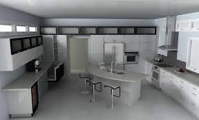 Modern Kitchen Island Designs Decorations Deluxe Modern Kitchen Island Design With White