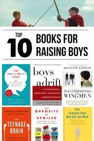 top 10 paing books for raising boys