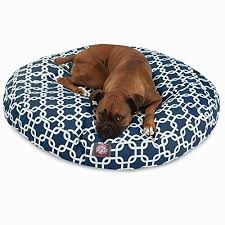 majestic pet round indoor outdoor dog bed large 71 71 92 67