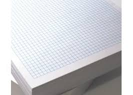 5mm Graph Paper Graph Paper 5mm Pack Of 500 Mta Catalogue