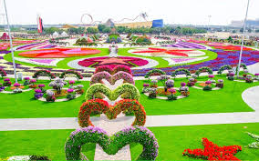 Small Picture Most Beautiful And Biggest Natural Flower Garden In The World