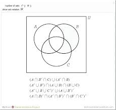 Interactive Venn Diagram Generator Venn Diagram Maker Math Online Paintingmississauga Com