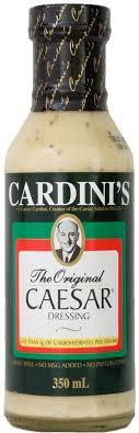 cardinis caesar salad dressing. Contemporary Dressing Cardiniu0027s The Original Caesar Dressing To Cardinis Salad E