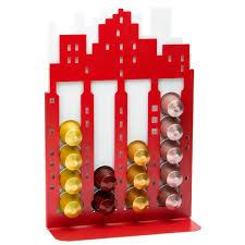 most creative nespresso capsules rack   design per day