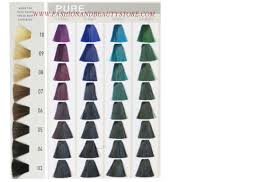Goldwell Elumen Color Chart Part 5 In 2019 Hair Chart