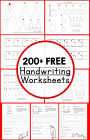 Teaching Handwriting | Free handwriting worksheets, Handwriting ...