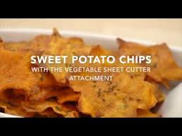 kitchenaid vegetable sheeter. kitchenaid vegetable sheeter attachment recipe for sweet potato chips kitchenaid e