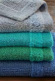 paris ocean reversible bath rugs