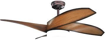 thumbnails of kichler lighting casual bronze ceiling fan with 2 light kit kichler universal glass bowl ceiling fan light kit matte white industrial mesh led