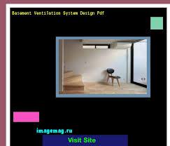 basement ventilation system. Basement Ventilation System Design Pdf 080220 - The Best Image Search A