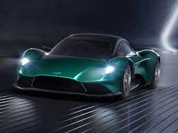 2024 Aston Martin Vanquish What We Know So Far