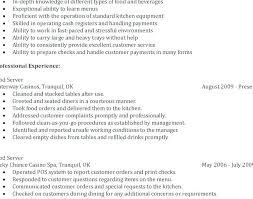 Sample Resume Waitress Best Of Resume Sample For Waitress Restaurant Resume Sample Restaurant
