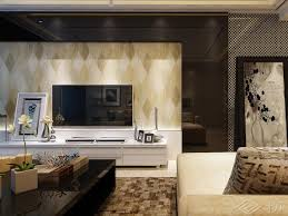 latest modern living room wallpaper layout