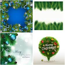 Christmas Photo Frames Templates Free Merry Christmas Frames Templates Vector Free Download