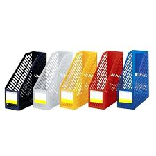 Classroom Magazine Holders Enchanting Plastic Magazine Holder Magazine Holders Plastic Magazine Holders
