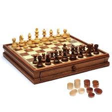 Wooden Game Pieces Bulk Wood Expressions Board Games Chess Checkers Backgammon and 26