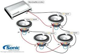 4 ohm dual voice coil subwoofer wiring diagram luxury to mono full size of 4 ohm dual voice coil subwoofer wiring diagram diagrams sonic at du