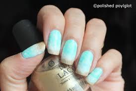 Nail art │ Nail design inspired by the beach [Nail Crazies Unite ...