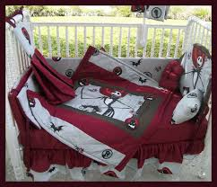 nightmare before crib bedding sets custom made to order new nightmare set