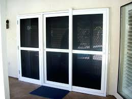 4 panel sliding french patio doors glass door triple sal