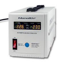 <b>Automatic Voltage Stabilizer AVR</b> | 500VA (53893) - AVR Voltage ...