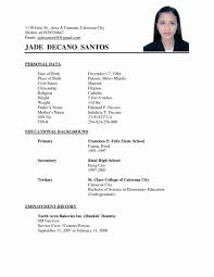 Writing a great resume is a crucial step in your job search. Pin On Job Resume Format
