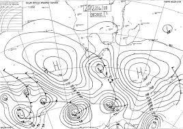 Synoptic Chart Synoptic Weather Map South Africa Jackenjuul
