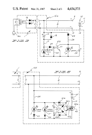 patent us4654575 ripple detecting polarity indicator for battery patent drawing