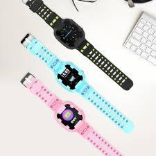Đồng hồ thông minh trẻ em Y88 Chống nước có Tiếng Việt - Đồng Hồ Thông Minh  Thương hiệu No Brand