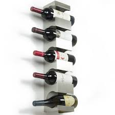 amazoncom blackblum flow wine rack kitchen  dining