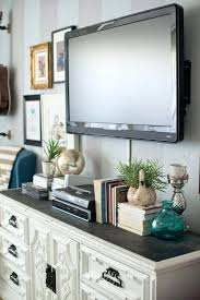 decorating around tv on wall in bedroom mounting tv on wall decorating ideas tv hanging on