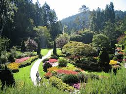 butchart gardens map. Butchart Gardens Travel Information - Map, Facts, Location, Best Time To Visit Map A