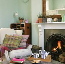 decoration ideas for a living room. Interesting Decoration Go For A Highland Look  Winter Living Room Decorating Ideas Living  PHOTO And Decoration Ideas For A Room