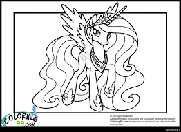 my little pony star coloring pages fresh princess celestia my little pony coloring pages