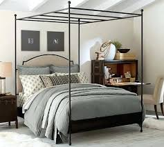 Farmhouse Canopy Bed Carriage – amers