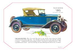 1930 Chevrolet brochure