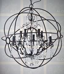 crystal polystyrene picture more detailed picture about orb regarding elegant home black orb chandelier designs