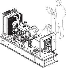 generator set operator maintenance instruction manual