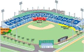 Jetblue Baseball Park Seating Chart Red Sox Spring Training At City Of Palms Park
