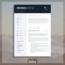 Free Resume Template Word Beautiful Best Pdf Download Wordpress