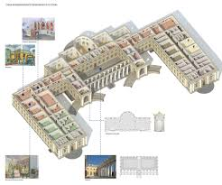 Floorplan Of Nicholas And Alexandrau0027s Rooms  Blog U0026 Alexander Catherine Palace Floor Plan