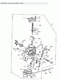 Attractive 1989 yamaha warrior wiring diagram picture collection